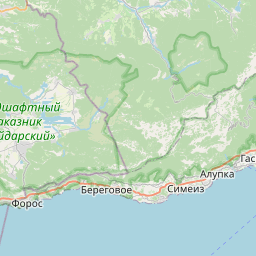 Map of Sevastopol