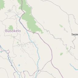 Map of Katumba
