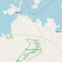 Map of Kisumu