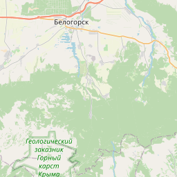 Map of Simferopol