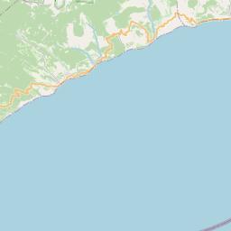 Map of Simferopol