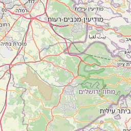 Map of Ramla