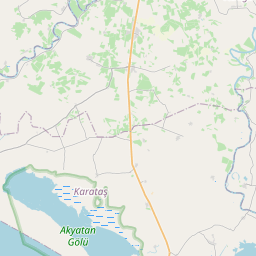 Map of Adana
