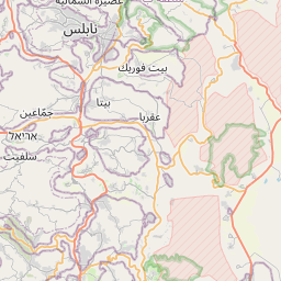 Map of Herzliyya
