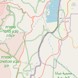 Map of Safi