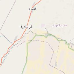 Map of Aqaba