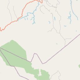 Map of Kapenguria