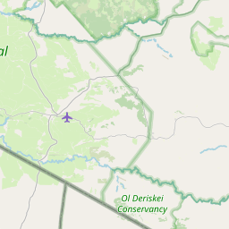 Map of Narok