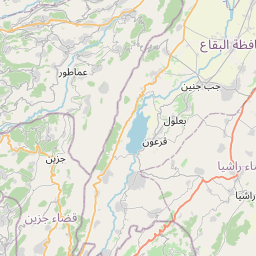 Map of Djounie