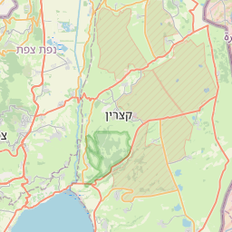 Map of Nazareth