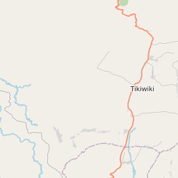 Map of Iringa