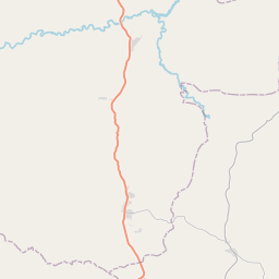 Map of Songea