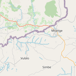 Map of Mulanje