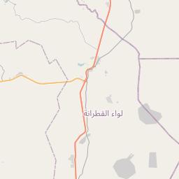 Map of Karak