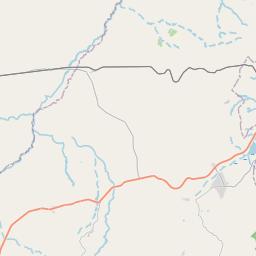 Map of Kilosa