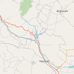 Map of Malatya