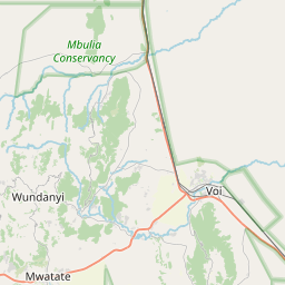 Map of Voi