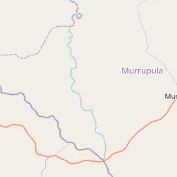 Map of Nampula