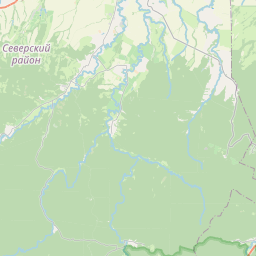 Map of Krasnodar