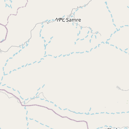Map of Mekele