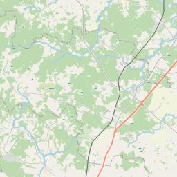 Map of Yaroslavl
