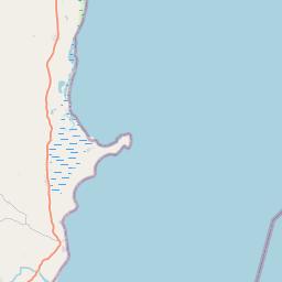 Map of Malindi
