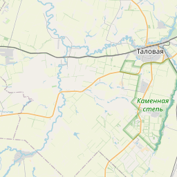 Map of Voronezh