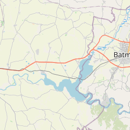 Map of Batman