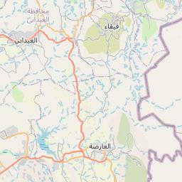 Map of Jizan