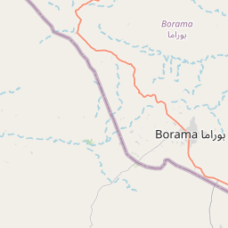 Map of Baki