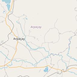 Map of Akhuryan