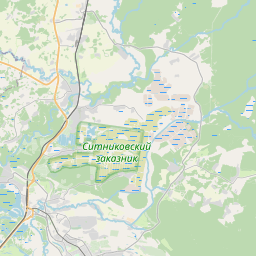 Map of Nizhniy