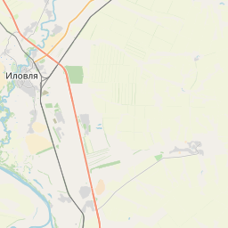 Map of Volgograd