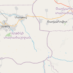 Map of Gyumri