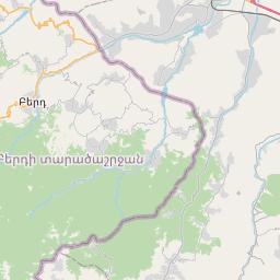 Map of Shamkhor