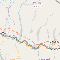 Map of Qafan