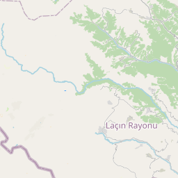 Map of Goris
