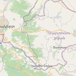 Map of Agdzhabedy