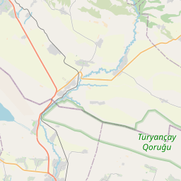 Map of Yevlakh