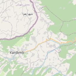 Map of Lankaran