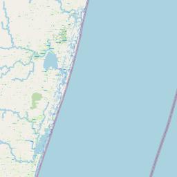 Map of Manakara