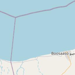 Map of Bosaso