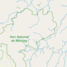 Map of Sambava