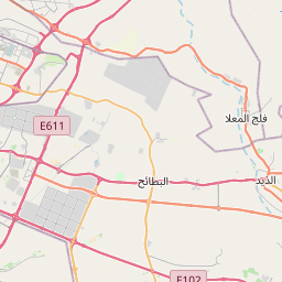 Map of Adh