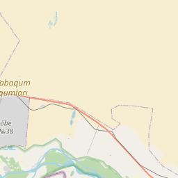 Map of Nukus