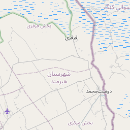 Map of Zaranj