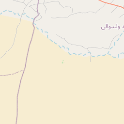 Map of Gereshk