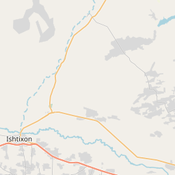 Map of Samarqand