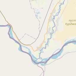 Map of Shahritus