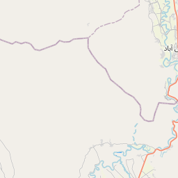 Map of Kunduz